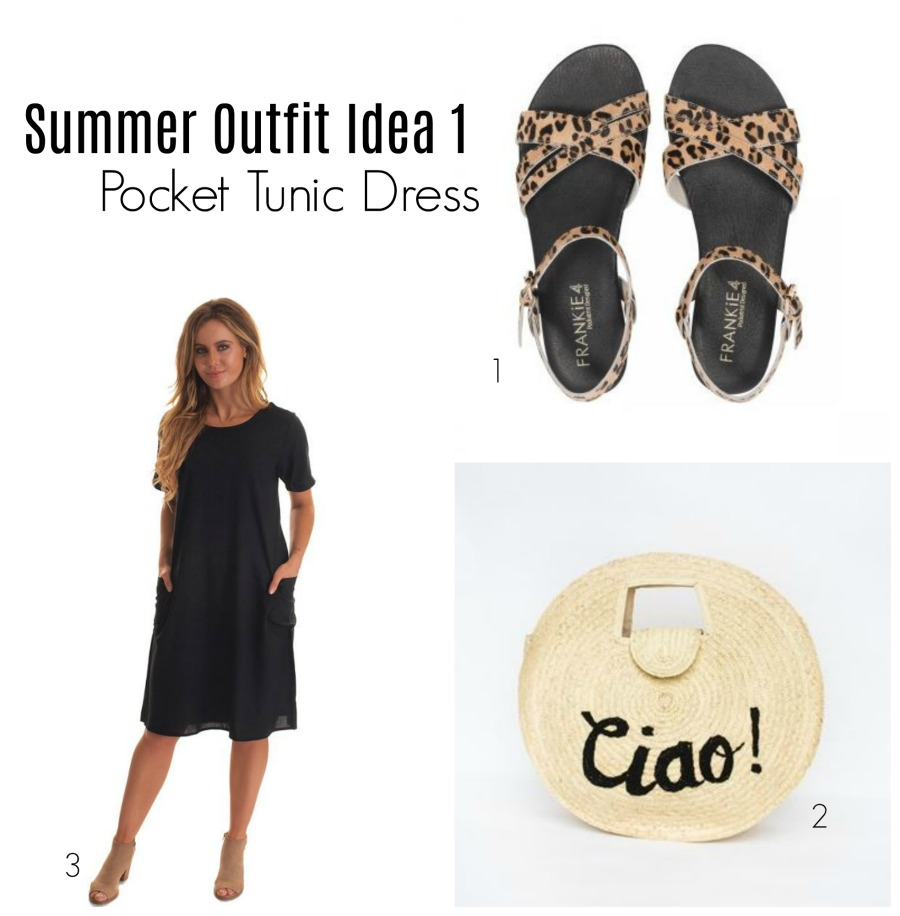 summer outfit idea 1