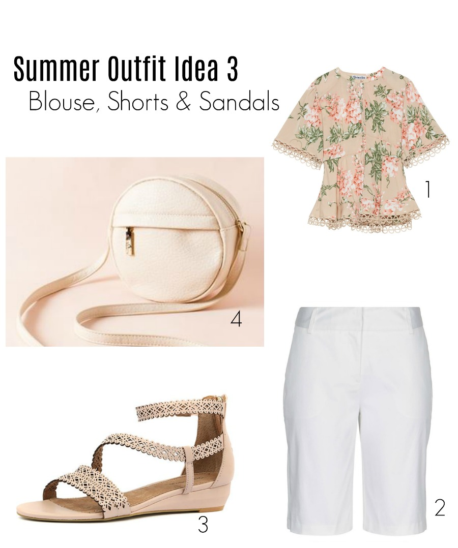 summer outfit idea 3
