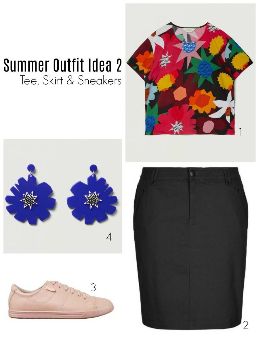 summer outfit idea 2