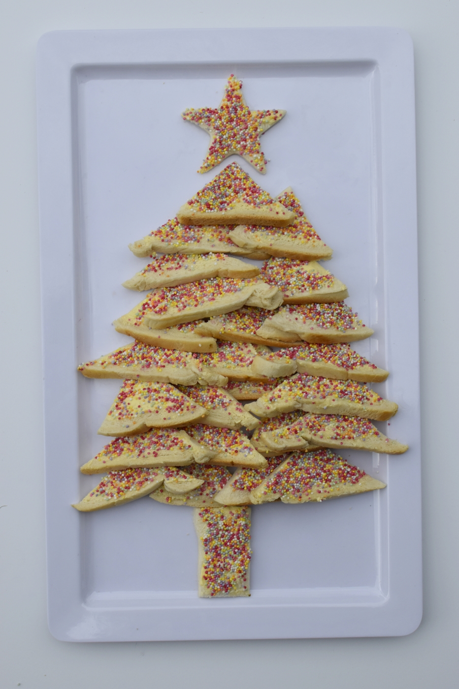Festive Bring a Plate Ideas - Christmas Fairy Bread