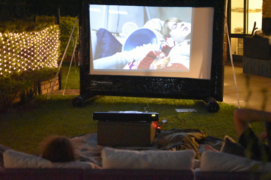 Outdoor Cinema Review