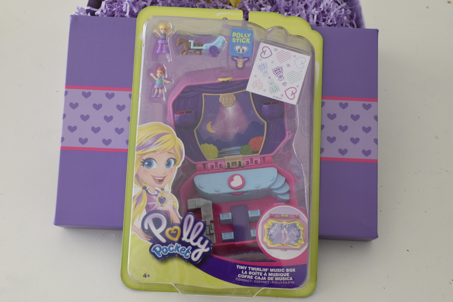 Polly Pocket Tiny Twirling' Music Box Review