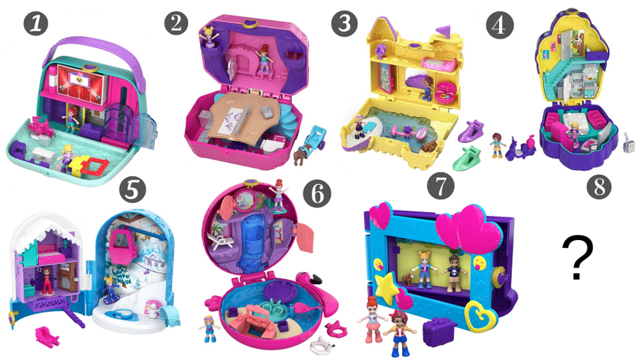 polly pocket world