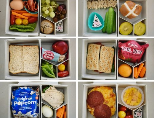 quick and easy lunch box tips
