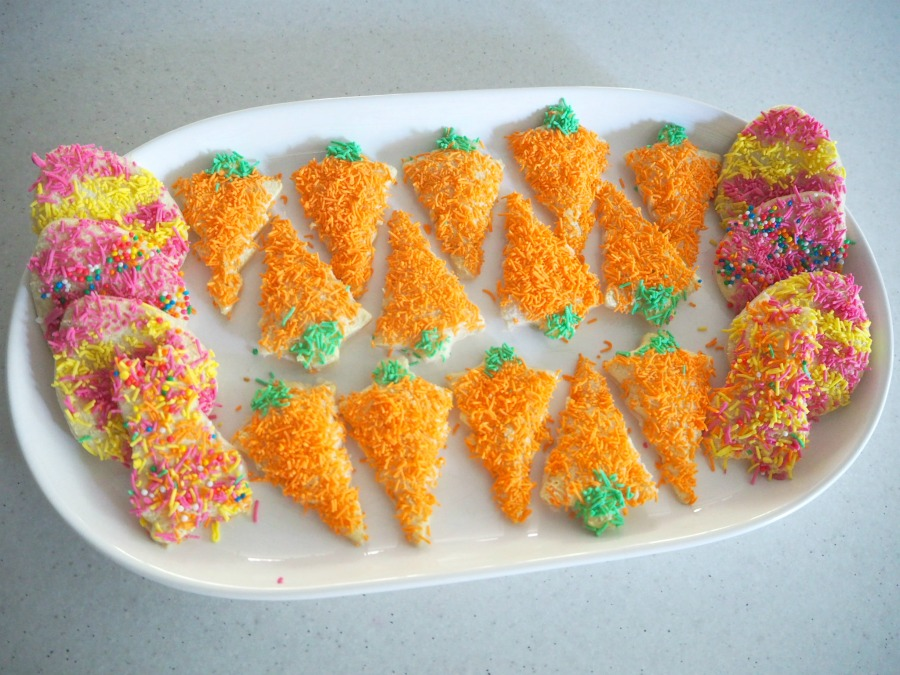 Easter Fairy Bread Recipe