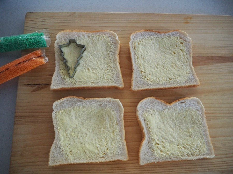 Easter Fairy Bread