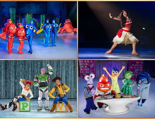 disney on ice - Mickey and Friends
