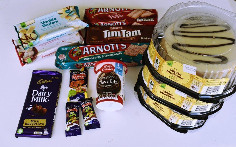 Woolies Mud Cake Hack - Aussie Favourites Cake