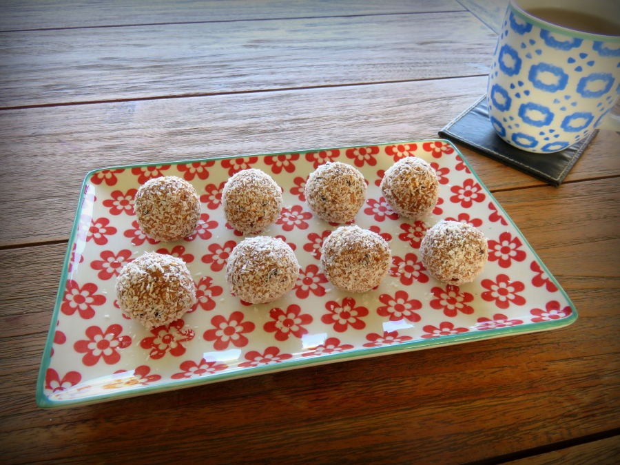 Banana-bliss-balls Recipe