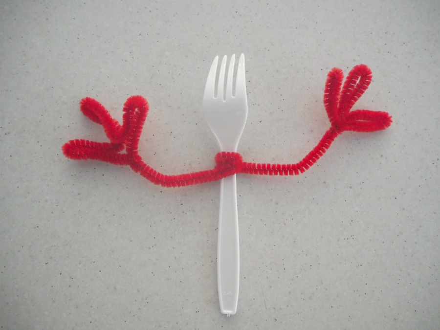 Attached Forky Arms
