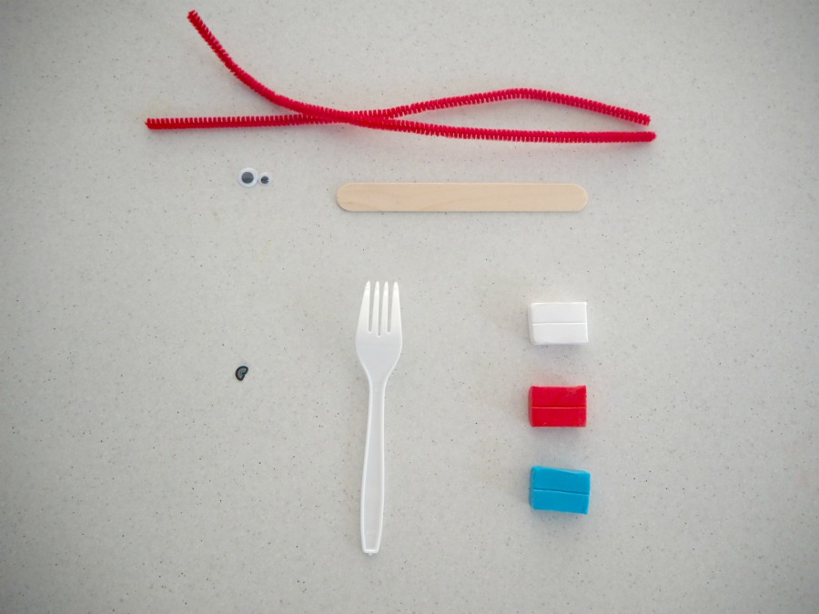 Materials to Make FORKY