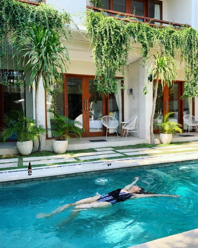 Casa Daha Villa - Seminyak, Bali -- pool