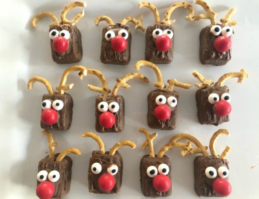 Easy Rudolph Treats