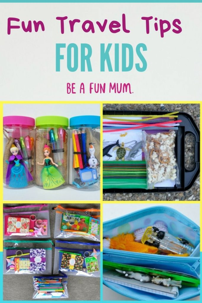 Fun travel tips for kids