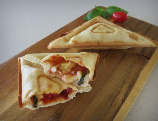 Pizza Jaffles Recipe