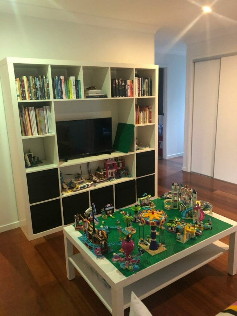 LEGO Coffee Table