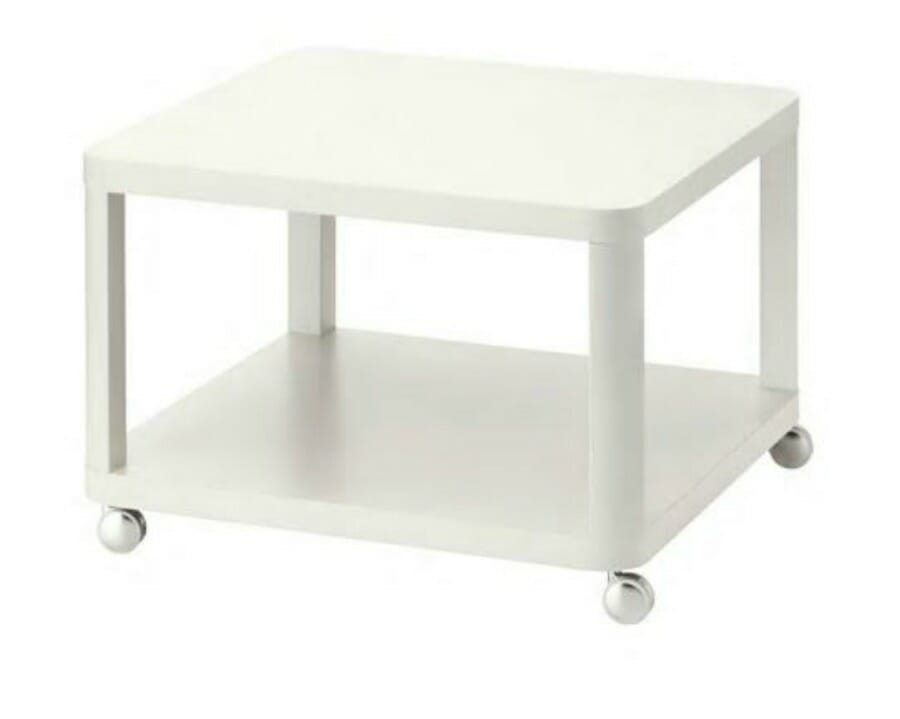 IKEA TINGBY side table for LEgo
