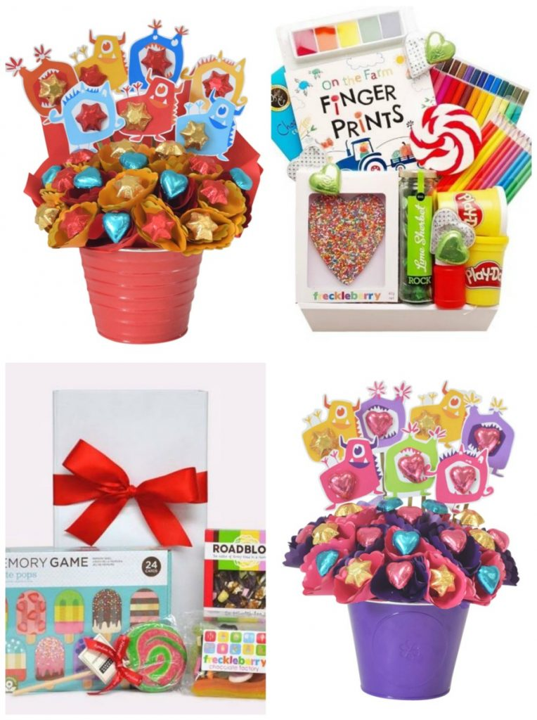 kids gift hampers for kids celebrating a birthday in isolation
