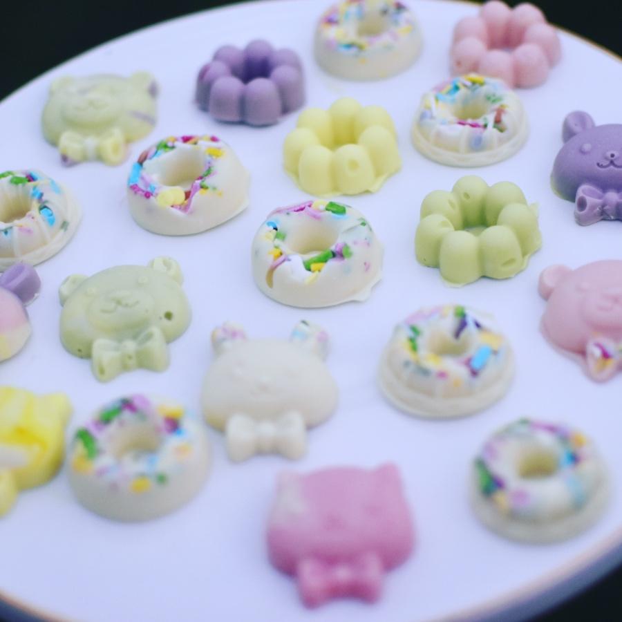 Pastel Easter Chocolates