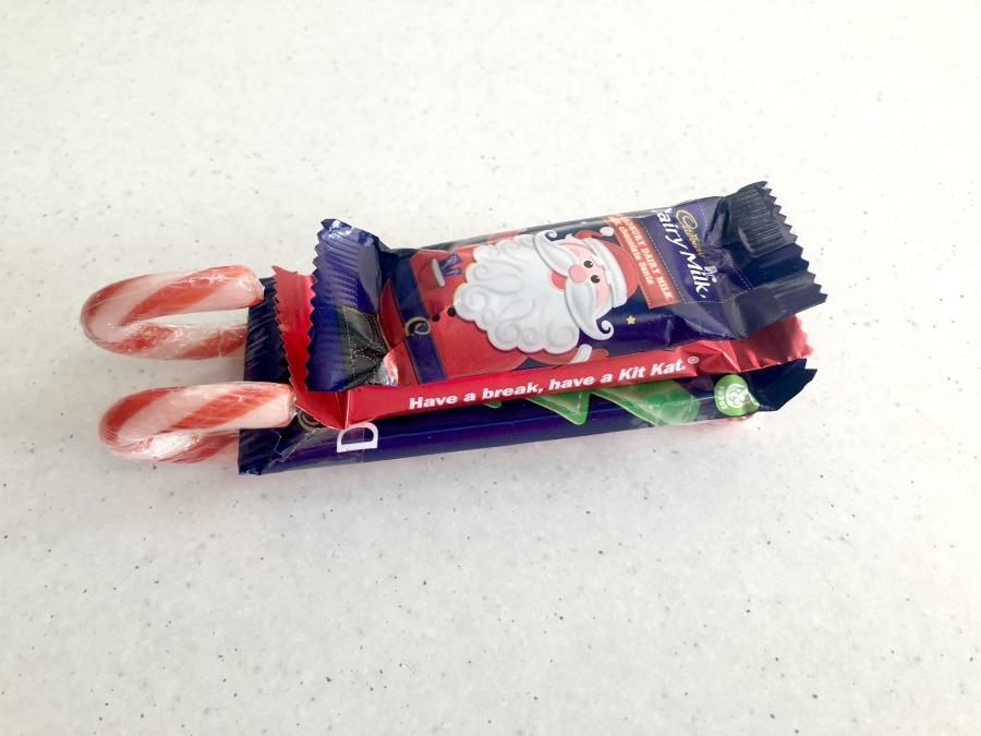 chocolate sleigh gift