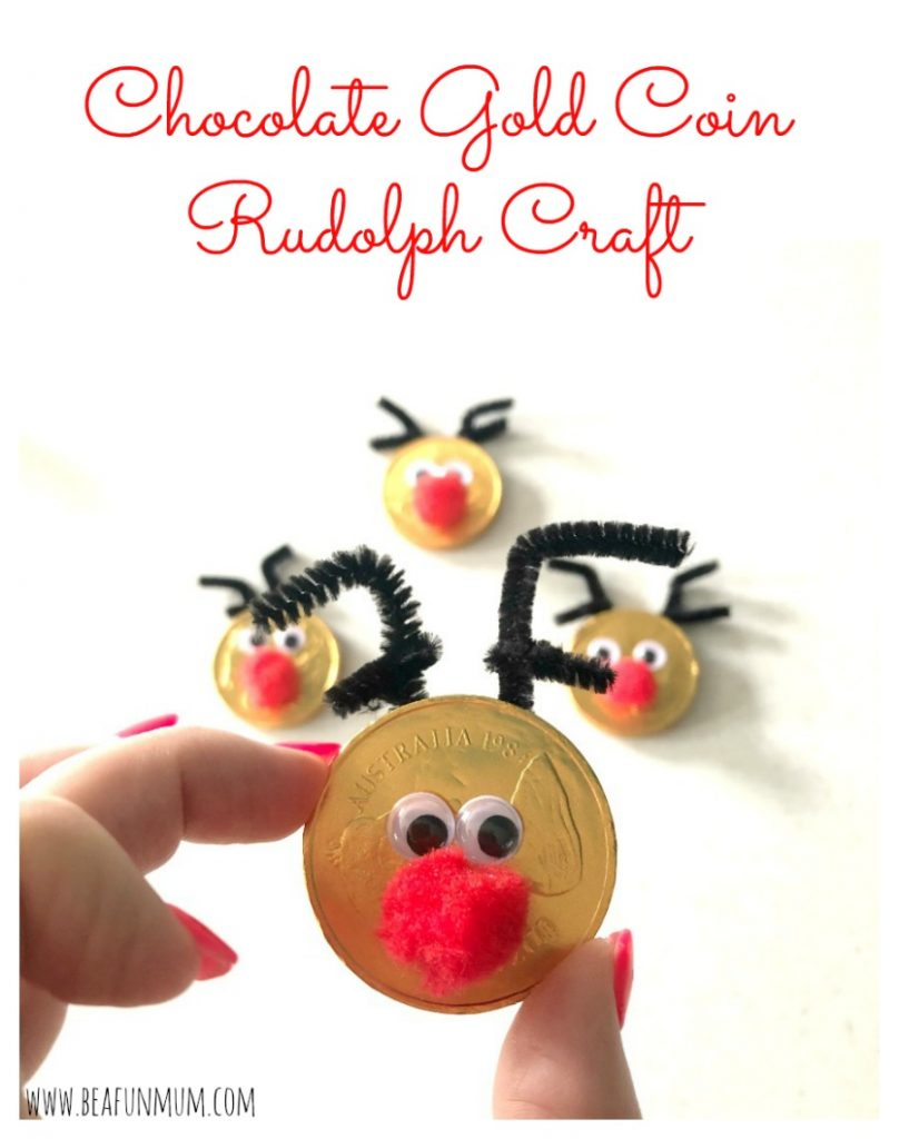 Gold Coin Rudolph Craft