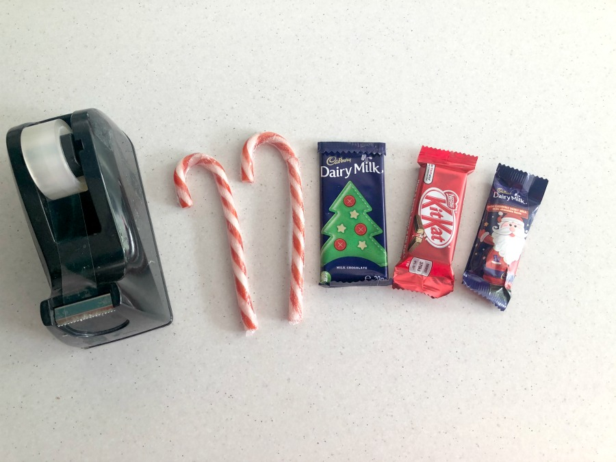 how to make a chocolate sleigh