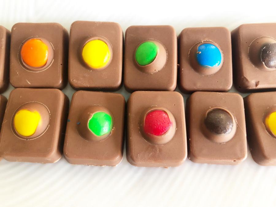 Pop It Chocolate