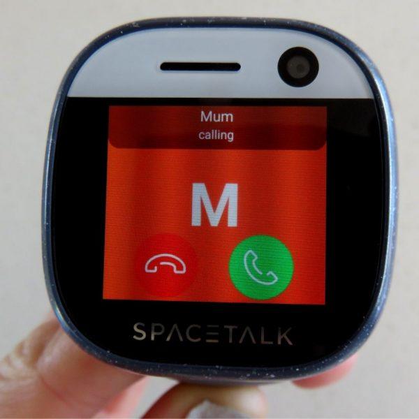 Spacetalk Smartwatch adventurer review for kids